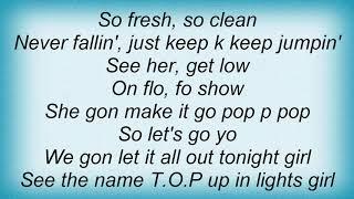 Bigbang - Gara Gara Go! Lyrics