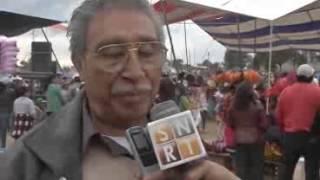 Remate de Carnaval en San Andrés Cuamilpa