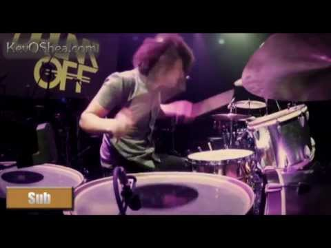 Ilan Rubin - Linear Drum Beat | Drum Lesson