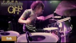 Ilan Rubin - Linear Drum Beat | Drum Lesson