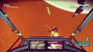 No Man's Sky Epic Space Battle