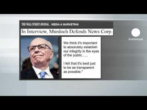 FBI investiga News Corporation