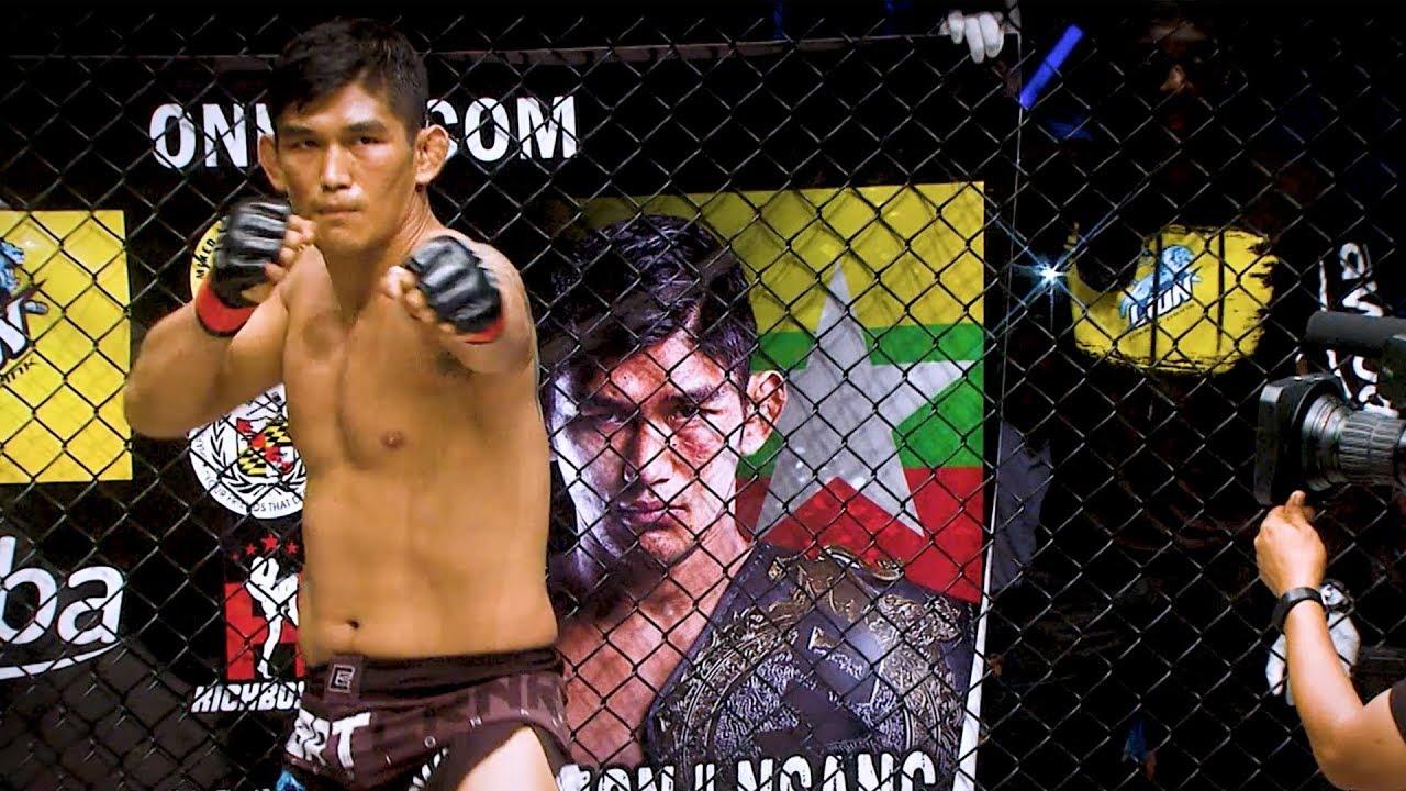 Image result for Aung la vs ken hasegawa