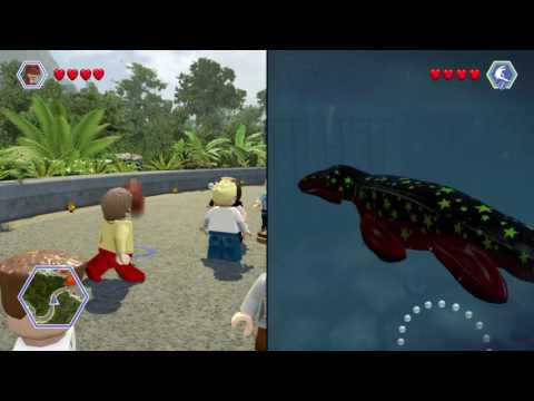 Funny LEGO Jurassic World song
