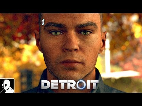 Detroit Become Human Gameplay German PS4 - Lets Play Detroit Become Human Deutsch Walkthrough DerSorbus