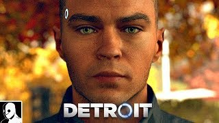 Detroit Become Human Gameplay German PS4 Part 1 Unsere Zukunft - Let