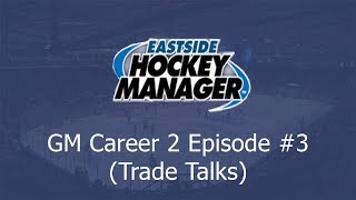 Battle with injuries!!!   Let's Play Eastside Hockey Manager 2019 #3