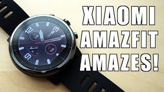 Xiaomi Huami Amazfit Stratos Smartwatch 2 Review c/o GearBest - Perth WAtch #150
