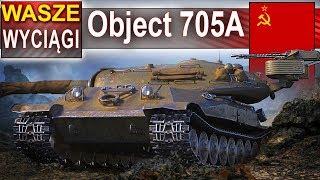 Object 705A + zimna wódka = World of Tanks