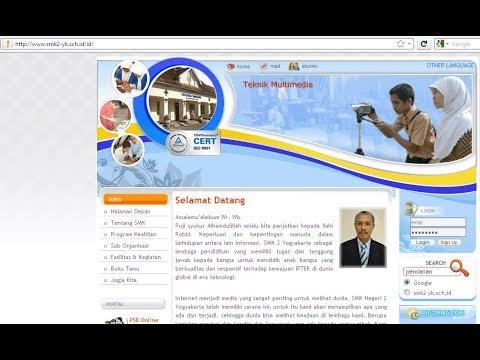 Cara Desain Website di WordPress yang baik agar tampilan website lebih cantik, elegan dan profesiona.
