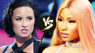 Demi Lovato FEUDING with Nicki Minaj Over 2016 Met Gala!!?