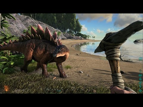 ARK Survival Evolved | Multiplayer | Let's Play | Episode 1 | Learning The Game With Cheesy