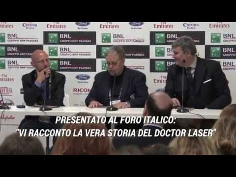 Presentato il Libro Doctor Laser di Angelo Mancuso sulla storia del Dottor Parra #IBI14