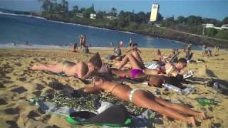 G-String play day at Waimea Bay 12/30/12