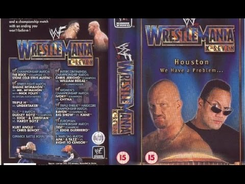 WWF (WWE) Wrestlemania XVII (X-Seven) Review : : Greatest Wrestlemania & Best PPV Event In History!