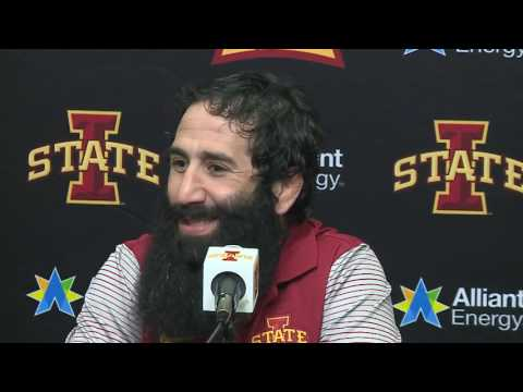 Iowa State Wrestling Staff Introductory Media Conference
