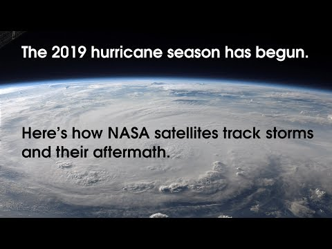 How NASA Earth Satellites Track Hurricanes