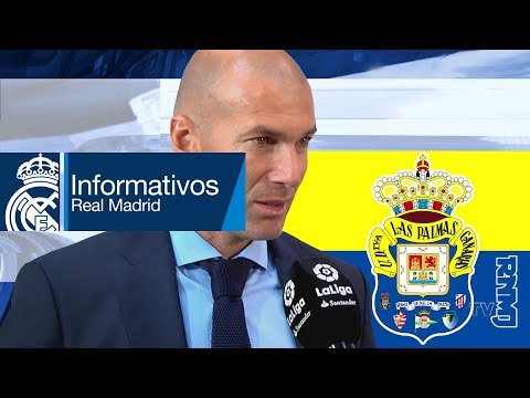 Real Madrid TV Noticias (29/03/2018) Previa Las Palmas - Real Madrid