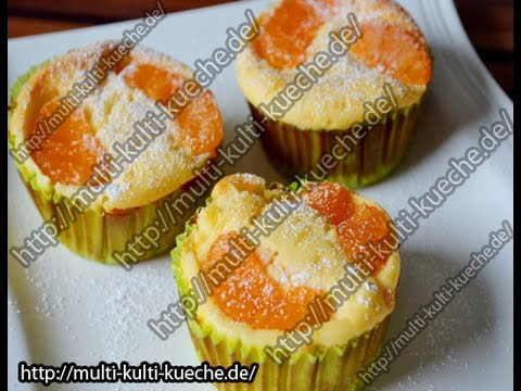 muffins rezept mit frucht k sekuchen muffins mit mandarinen youtube. Black Bedroom Furniture Sets. Home Design Ideas