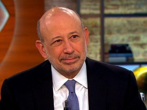 Goldman Sachs CEO on economy, energy and politics