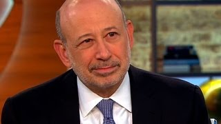 Goldman Sachs CEO on economy, energy and politics