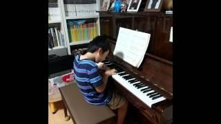 이정환 F.kuhlau sonatine op.55 no.1 2nd vivace
