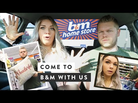Come To B&M With Me | Autumn/Winter B&M Haul 2019