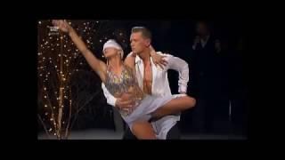 Sarah og Morten danser Freestyle - Vild Med Dans Vindere 2016