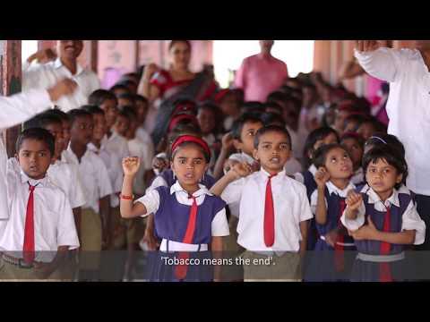 Towards a tobacco free Maharashtra
