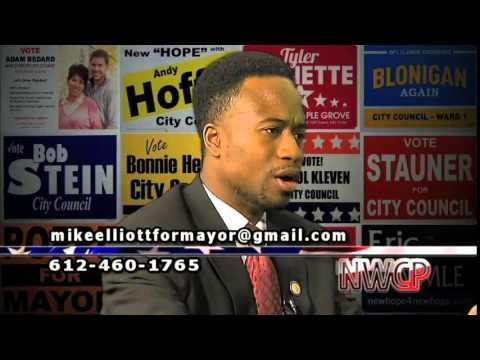 NW Politics Mike Elliott