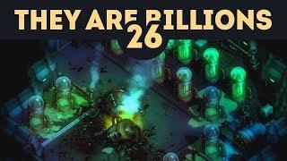 Ценная информация о происхождении инфекции. Лаборатория Омикрон - They Are Billions - Эпизод 26