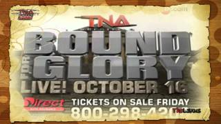TNA Bound For Glory 2011 Theme Song ''Not Again'' Full+HD+Link