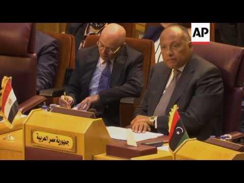 Arab League meets on al-Aqsa tensions