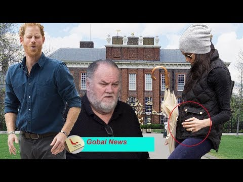 Meghan's chased away by Harry from palace in disgrace from family and father Thomas