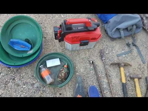 What To Take Gold Prospecting