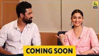 Alia Bhatt & Vicky Kaushal | Interview Promo | Anupama Chopra | Raazi | Film Companion