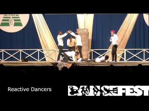 Dancefest 2016 Social Media Reactive Dancers Adult Category