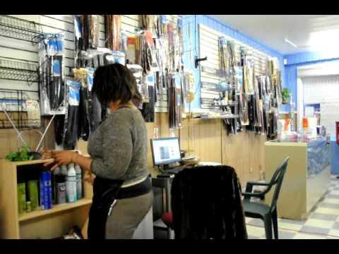 african hair braiding salon