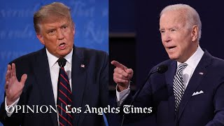 Independent voters react to Trump and Biden's first debate