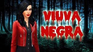 DESAFIO DA VIÚVA NEGRA - O COMEÇO! #1 - THE SIMS 4