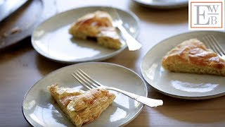 Beth's Galette Des Rois Recipe (King Cake) | ENTERTAINING WITH BETH