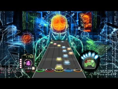Guitar Hero 3 - Three Hammers by Dragonforce