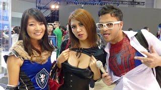 TOKYO Comic Con! 東京コミコン 4K