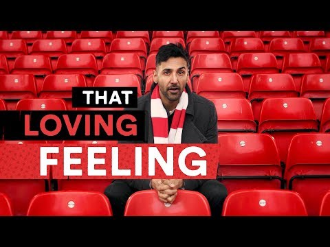 That Loving Feeling: Arsher Ali