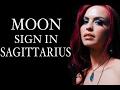 SAGITTARIUS MOON SIGNS