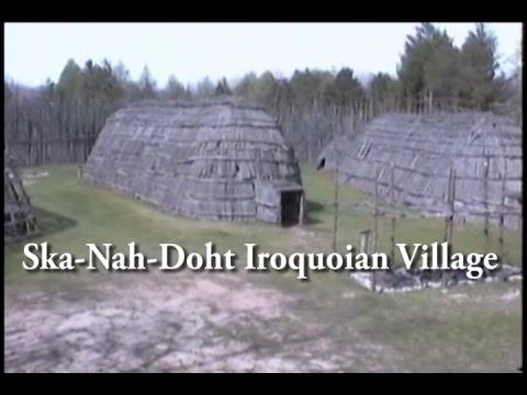 *Ska-Nah-Doht Iroquoian Village (circa 1995)