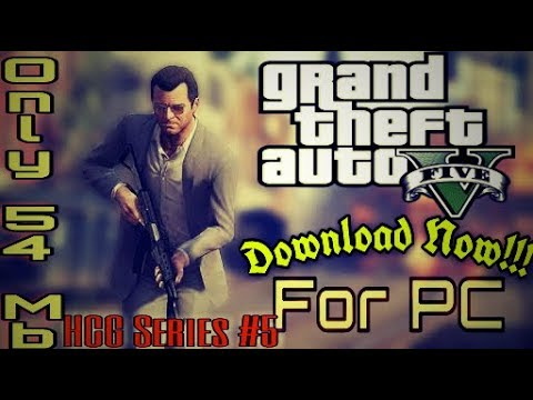 Gta V Highly Compressed Under 54 mb in tamil HCG Series 5 mUst Watch It!!!!!!!!