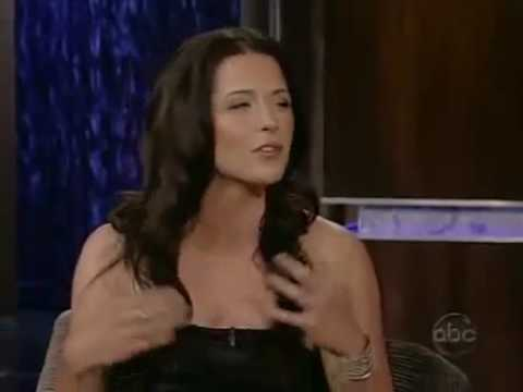 Bridget Regan on Jimmy Kimmel - YouTube