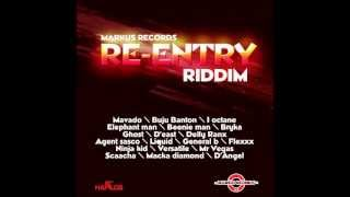 Re-Entry Riddim Mix {Markus Records} [Dancehall] @Maticalise