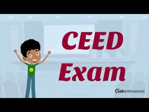 CEED 2017 Exam Details - Getentrance